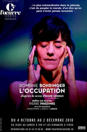 L'OCCUPATION AVEC ROMANE BOHRINGER