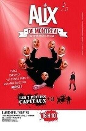 ALIX DE MONTREAL