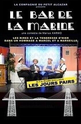 LE BAR DE LA MARINE (Archipel Theatre)