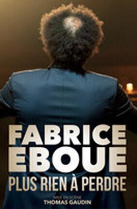 FABRICE EBOUE DANS PLUS RIEN A PERDRE Enghien)