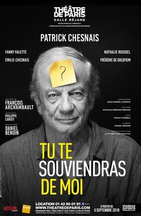 TU TE SOUVIENDRAS DE MOI AVEC PATRICK CHESNAIS