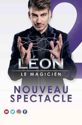 LEON LE MAGICIEN (Paradise Republique)