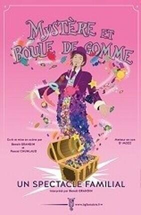 MYSTERE ET BOULE DE GOMME A Aix en Provence