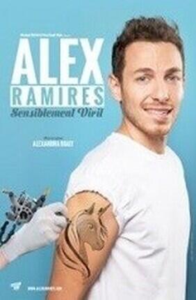 ALEX RAMIRES DANS SENSIBLEMENT VIRIL (Aix en Provence)
