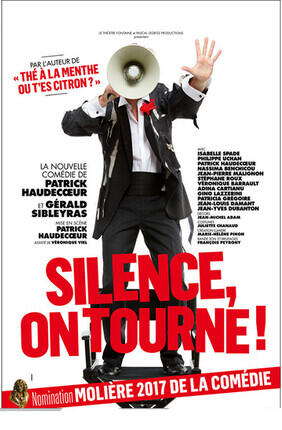 SILENCE, ON TOURNE ! (Sucy en Brie)