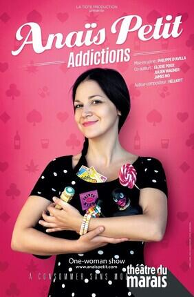 ANAIS PETIT ADDICTIONS