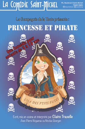PRINCESSE ET PIRATE