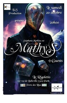 STEPHANE MATHIEU EST MATHYS