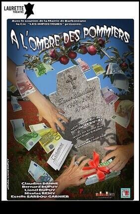 A L'OMBRE DES POMMIERS