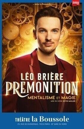 LEO BRIERE - PREMONITION