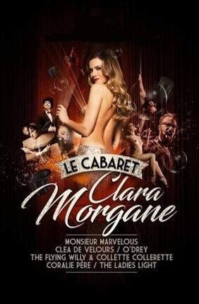 LE CABARET DE CLARA MORGANE (Casino Barriere)