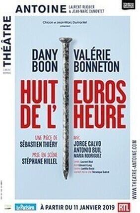 HUIT EUROS DE L'HEURE AVEC DANY BOON ET VALERIE BONNETON