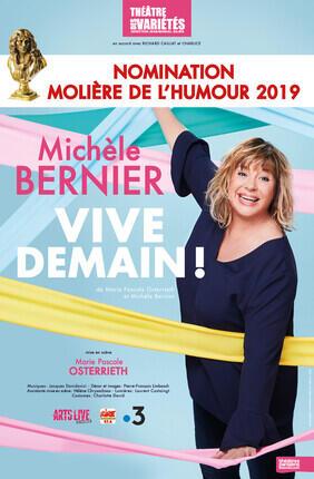 MICHELE BERNIER VIVE DEMAIN