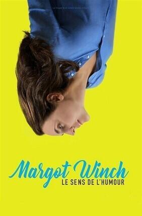 MARGOT WINCH DANS LE SENS DE L'HUMOUR (Rive de Gier)