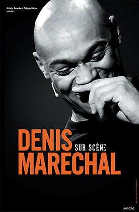 DENIS MARECHAL SUR SCENE (Comédie de Nice)