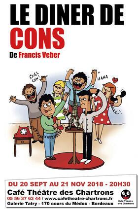 LE DINER DE CONS (Café-théâtre des Chartrons)