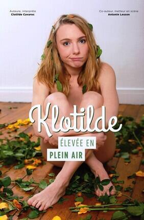 KLOTILDE (Le Citron Bleu) ELEVEE EN PLEIN AIR