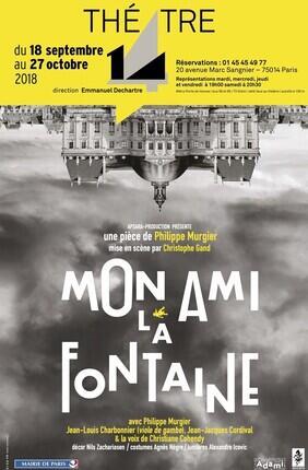 MON AMI LA FONTAINE