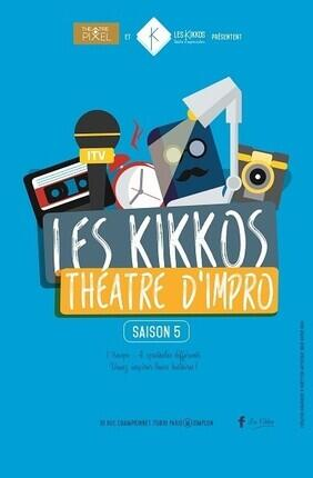 LES KIKKOS THEATRE D'IMPROVISATION
