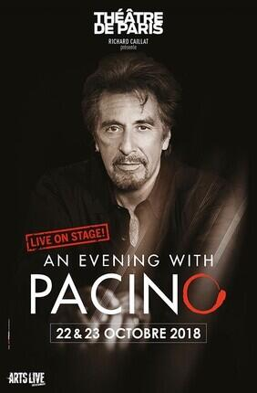 AL PACINO - AN EVENING WITH AL PACINO