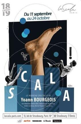 SCALA CREATION DE YOANN BOURGEOIS