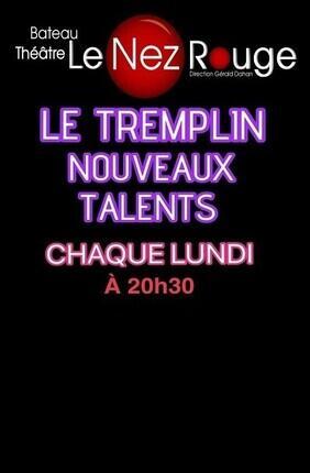 LE TREMPLIN NOUVEAUX TALENTS