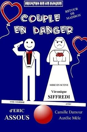 COUPLE EN DANGER (Saint Etienne)