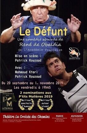 LE DEFUNT