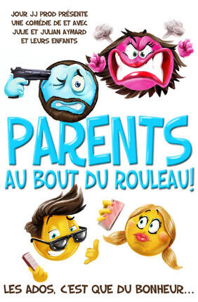 PARENTS AU BOUT DU ROULEAU
