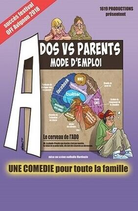 ADOS VS PARENTS : MODE D'EMPLOI A Nice