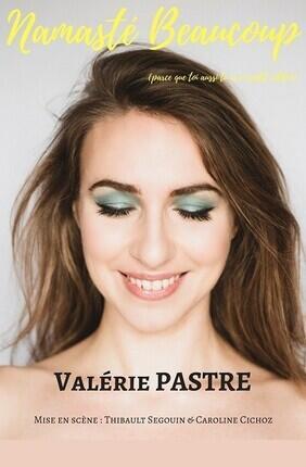 VALERIE PASTRE DANS NAMASTE BEAUCOUP (Le Citron Bleu)