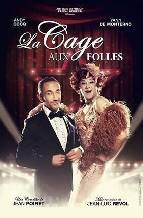 LA CAGE AUX FOLLES (Le Corum Opera)