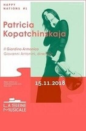 PATRICIA KOPATCHINSKAYA