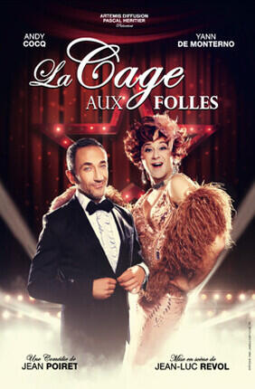 LA CAGE AUX FOLLES (Casino Barriere)
