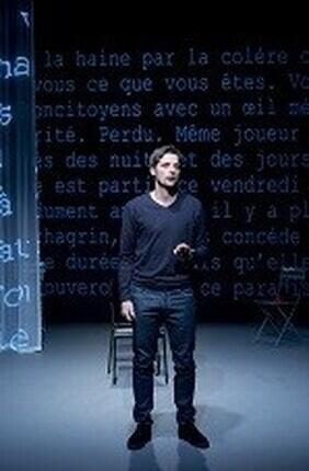 VOUS N'AUREZ PAS MA HAINE AVEC RAPHAEL PERSONNAZ (Bouguenais)