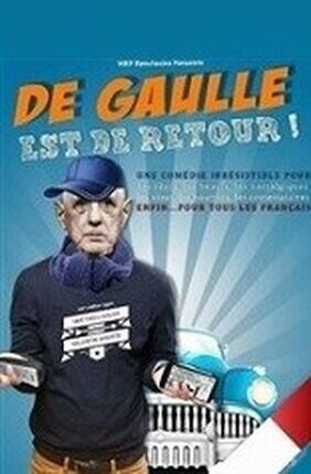 DE GAULLE EST DE RETOUR (Carre Rondelet)