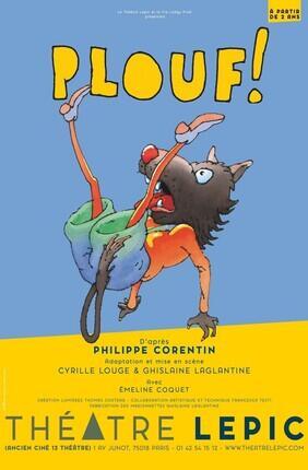 PLOUF ! (Theatre Lepic)