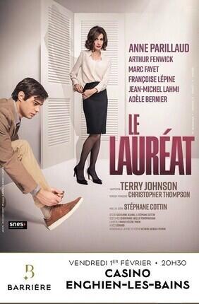 LE LAUREAT AVEC ANNE PARILLAUD (Enghien)