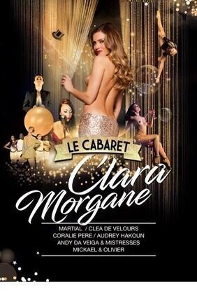 LE CABARET DE CLARA MORGANE Au Cesar Palace