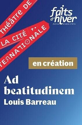 AD BEATITUDINEM