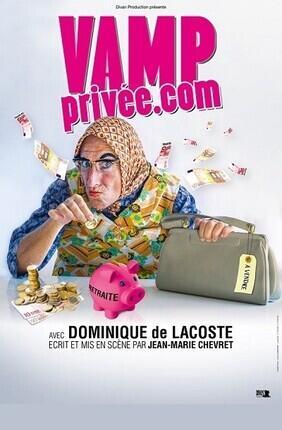 DOMINIQUE DE LACOSTE DANS VAMP PRIVEE.COM (Enghien)