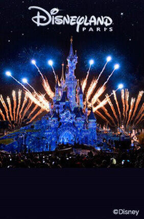 DISNEYLAND® PARIS :  L'ETINCELANTE SOIREE DU NOUVEL AN