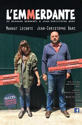L'EMMERDANTE (Theatre de Poche Graslin)