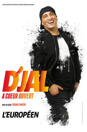 DJAL A COEUR OUVERT