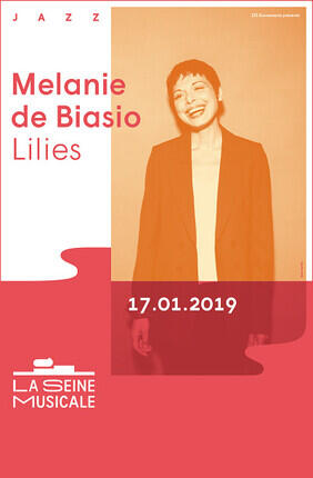 MELANIE DE BIASIO : LILIES (Boulogne)