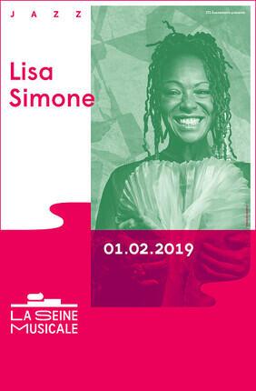 LISA SIMONE (La Seine Musicale)