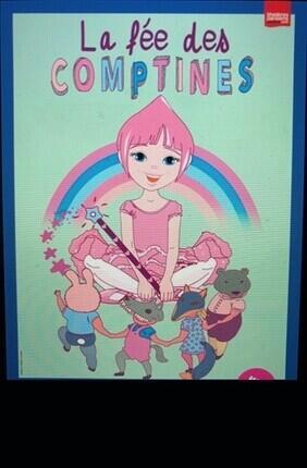 LA FEE DES COMPTINES
