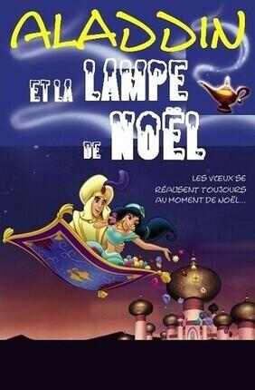 ALADDIN ET LA LAMPE DE NOEL