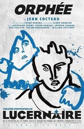 ORPHEE (Theatre Lucernaire)