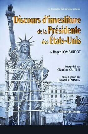 DISCOURS D'INVESTITURE DE LA PRESIDENTE DES ETATS-UNIS